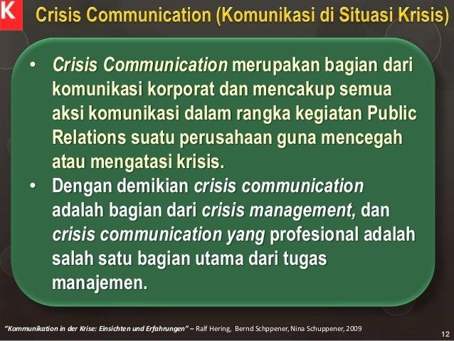 handbook of risk and crisis communication