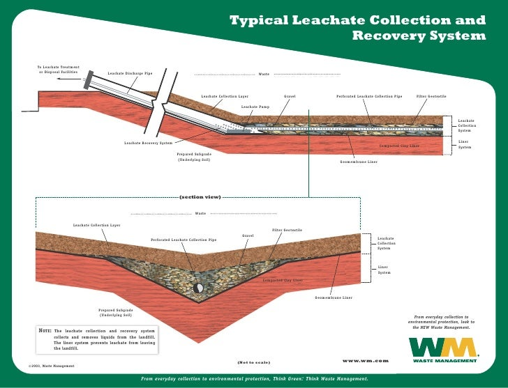 Typical Leachate Collection and                                                                                           ...