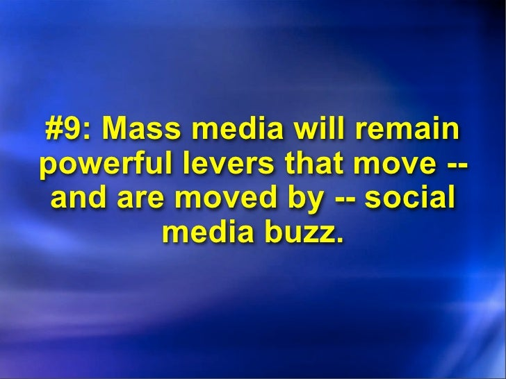 #20: Social media enable authentic communication if   you don't purposefully     complicate things