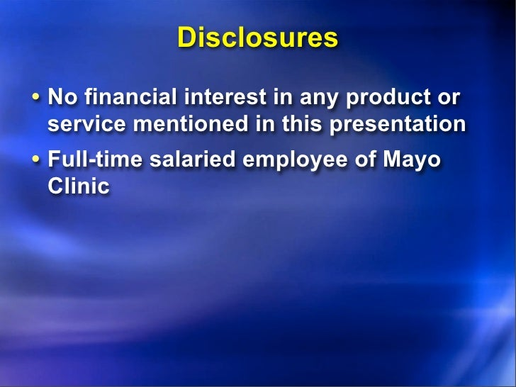 Sources of Information Influencing        Preference for Mayo Clinic       Word of mouth                                  ...