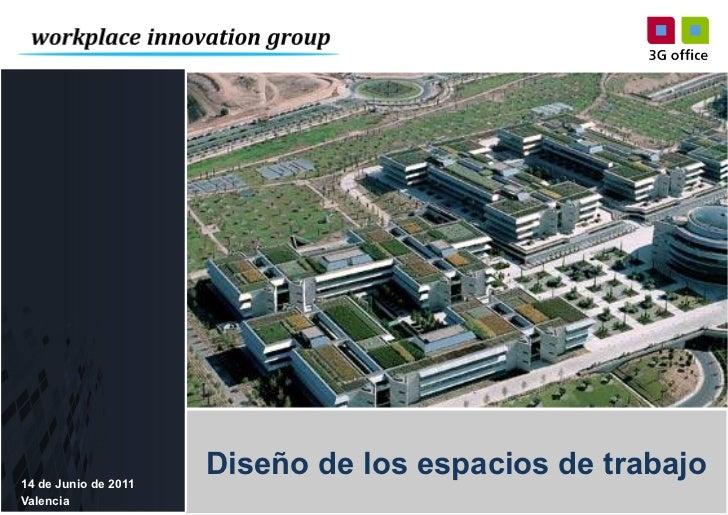 110614 dise o de los espacios de trabajo for Distribucion de espacios de trabajo