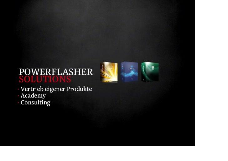 POWERFLASHERLABS· Creative Think Tank