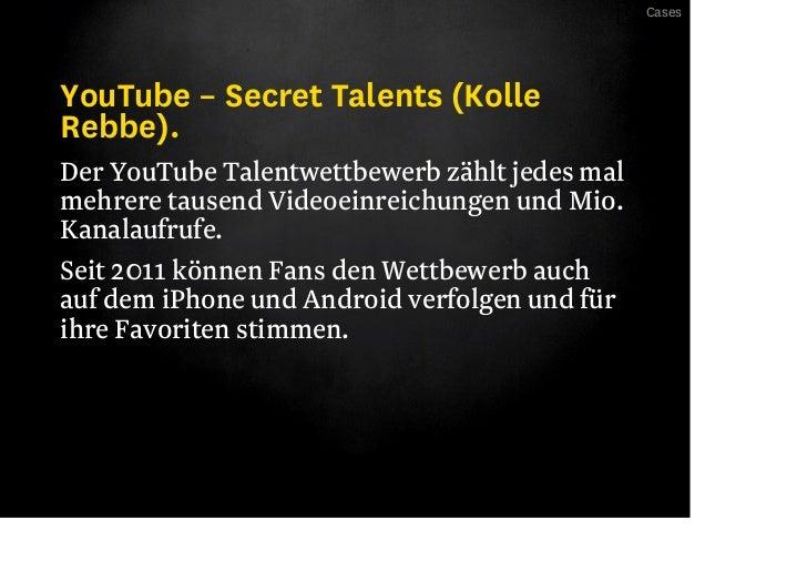 YOUTUBESecret Talents