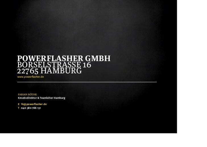 Powerflasher Hamburg