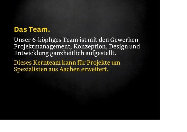 Leistungen.•   Web und Desktop Anwendungen•   Marken und Produkt Webspecials•   Banner und Guided Tours•   Online Game...