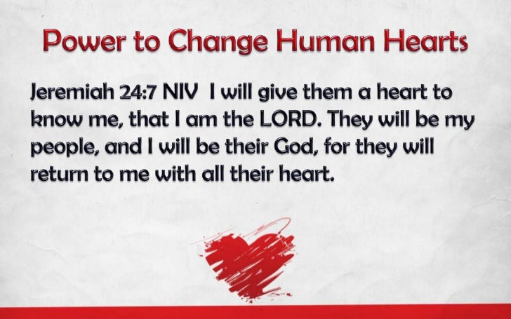 Image result for Jeremiah 24:7
