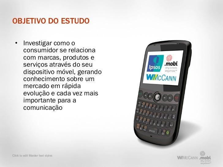 Consumidor Móvel 2011 Slide 3