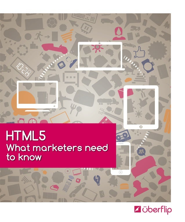 HTML5 What marketers need to know