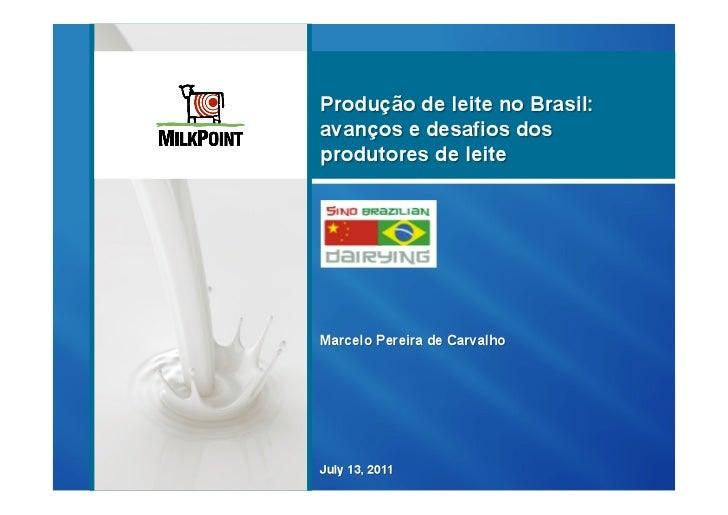 Produção Total de Leite no Brasil                    32,500                    30,000                    27,500           ...