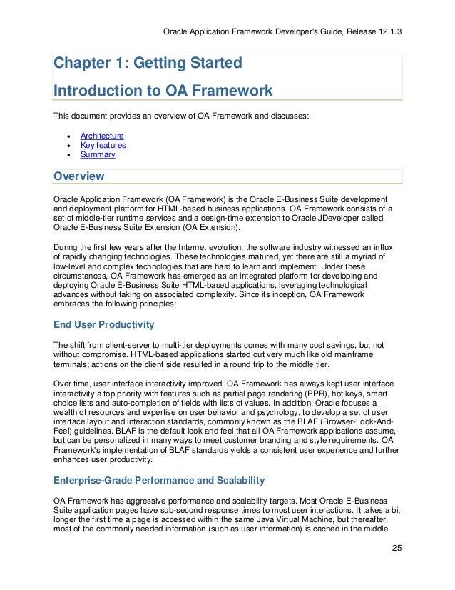 oaf developer guide 13 1 3 rh slideshare net oracle oaf r12 developer's guide download oracle oaf developer guide r12