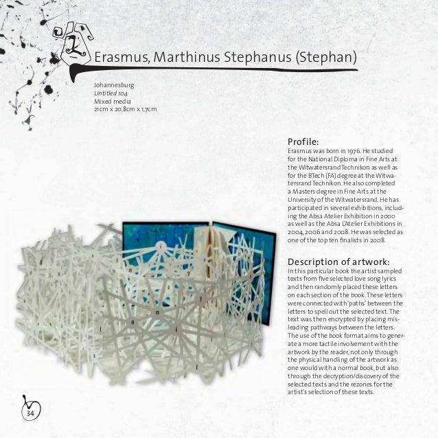 35Erasmus, Marthinus Stephanus (Stephan)JohannesburgWailing wallMixed media(Diptych)a) 104,5cm x 64,5cmb) 104,5cm x 64,5cm...