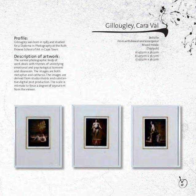 42Greyvenstein, LisaPretoriaPretty in pinkMixed media(Triptych)a) 23,5cm x 44,5cm x 45cmb) 23,5cm x 44,5cm x 45cmc) 23,5cm...