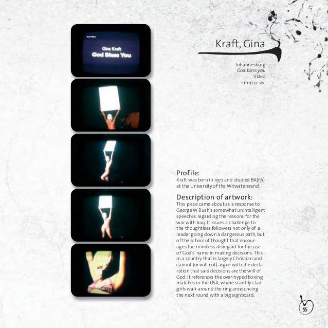 56Lila, PhiliswaPretoriaUntitledMixed media115cm x 88cmProfile:Lila was born in 1988.Description of artwork:The artist is ...