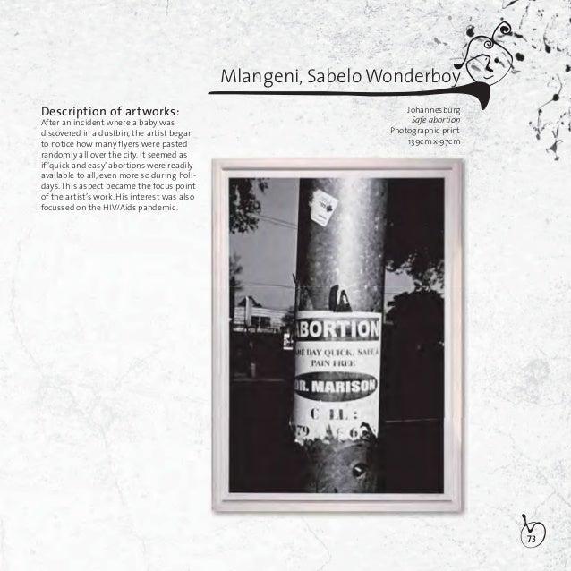 74Mokgotho, Hendrick NareJohannesburgStolen MokgothoMixed media70cm x 70cmProfile:Mokgotho was born in 1986 and is cur-ren...