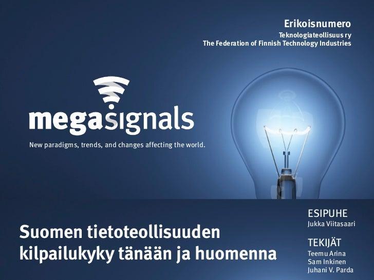 Erikoisnumero                                                                               Teknologiateollisuus ry       ...