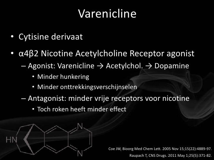 nortriptyline bupropion and varenicline