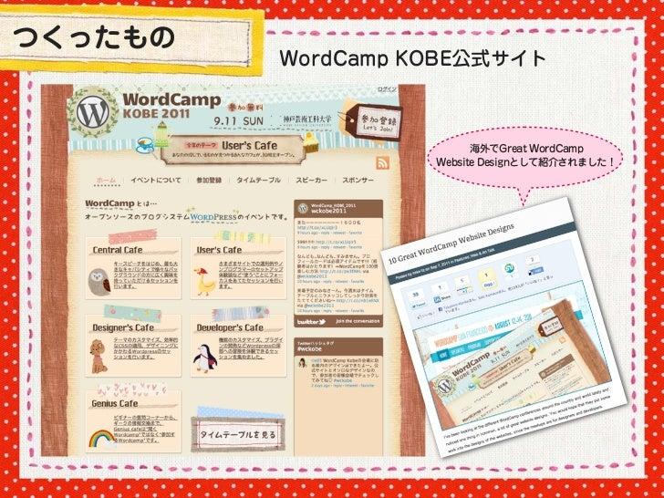 WordPressで作るスマートフォンサイト Slide 3