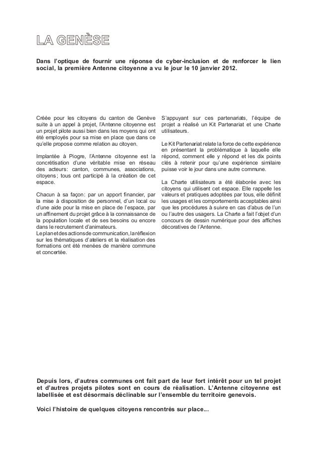 Dans l'optique de fournir une réponse de cyber-inclusion et de renforcer le liensocial, la première Antenne citoyenne a vu...