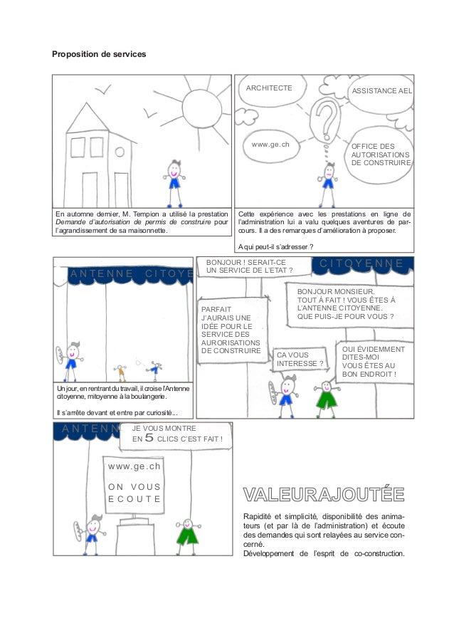 Proposition de services                                                                   architecte                      ...