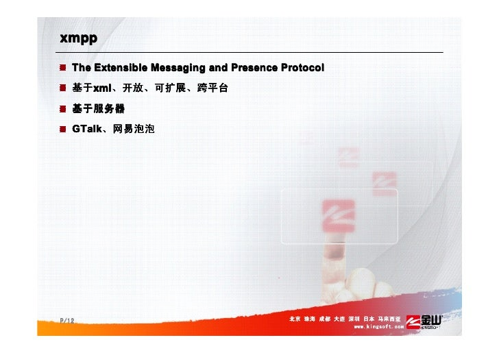 Extensible Messaging And Presence Protocol : Kn 手机软件测试