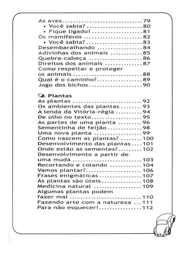 110 atividades de ciências   1ª e 2ª séries