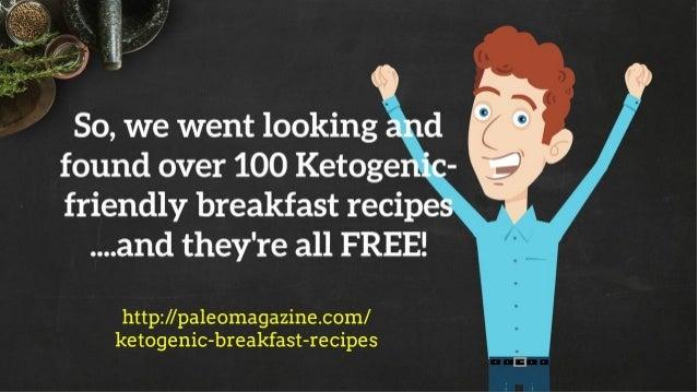 110+ Ketogenic Breakfast Recipes Slide 3