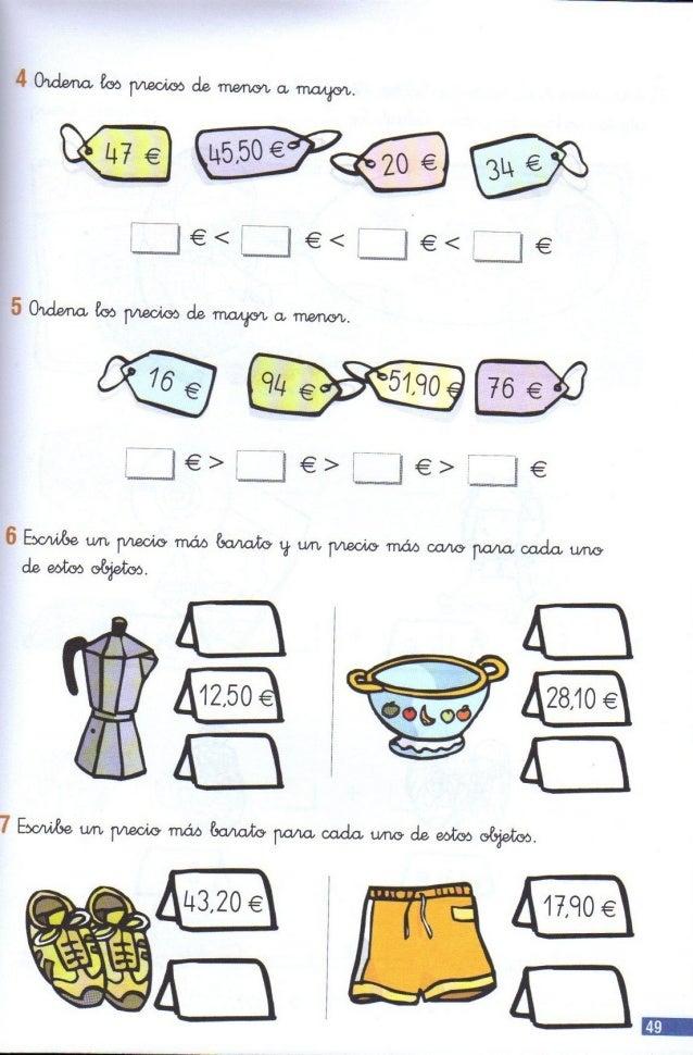 110 Problemas De Matematicas 1º Primaria