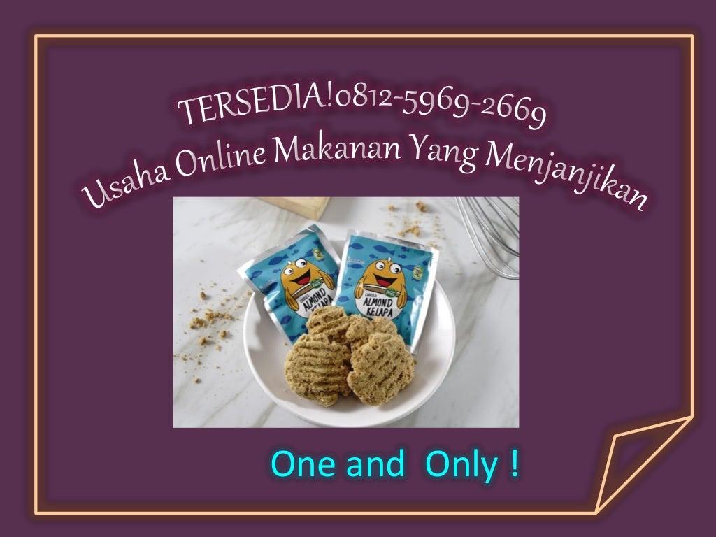 MENJANJIKAN!! 0812-5969-2699 Ide Bisnis Makanan Ringan ...