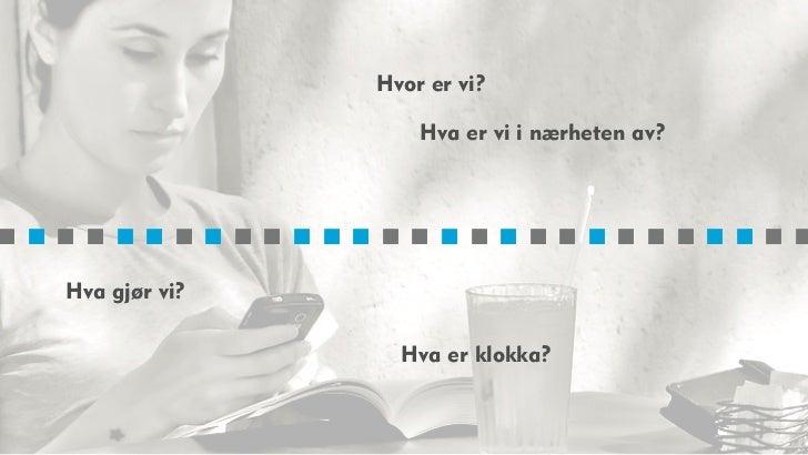 Internett via mobilQ4 2009 daglig           8,7%Q4 2010 daglig                      15,1%                 2,286     4,571 ...