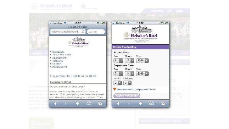 HTML5 gir nye muligheter                  Flash       97% av tablet-trafikk er iPadiOS-brukere kjøper og klikker mer (fore...