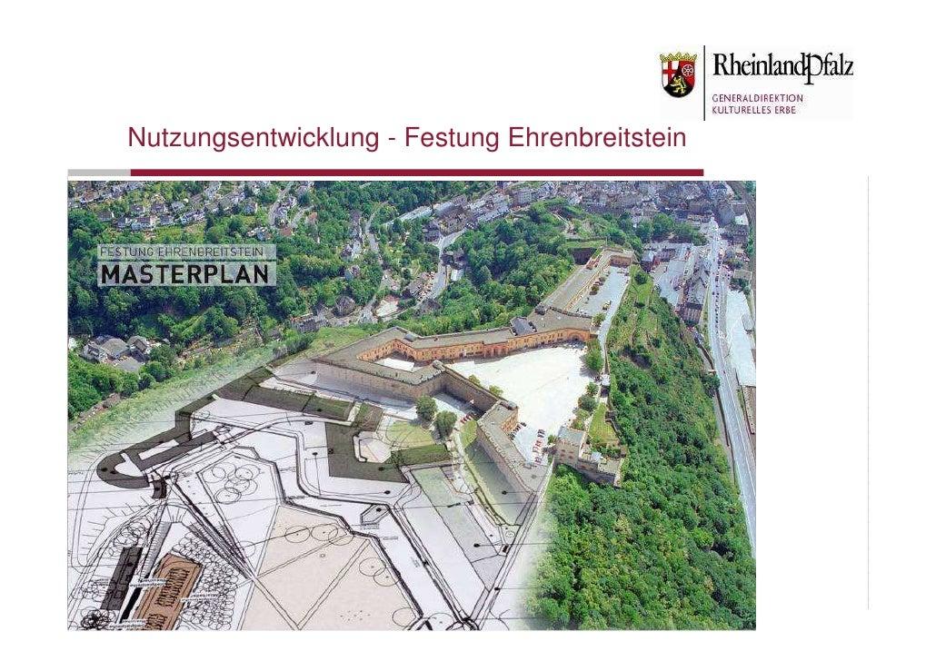 Vortrag Thomas Metz, Generaldirektion Kulturelles Erbe Slide 2