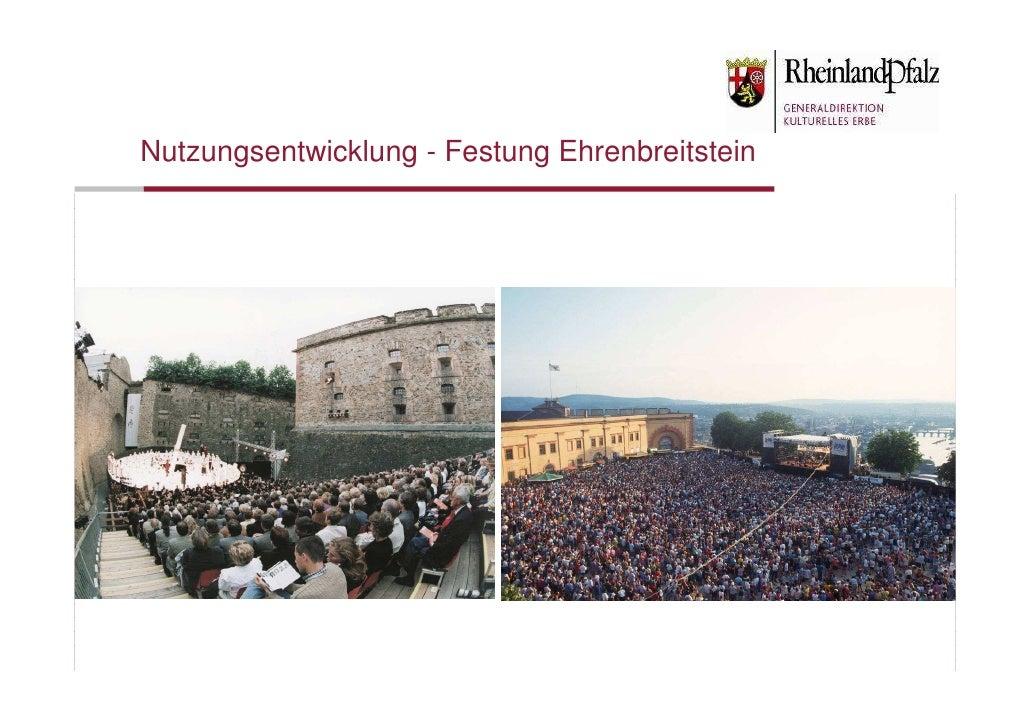 Vortrag Thomas Metz, Generaldirektion Kulturelles Erbe Slide 3