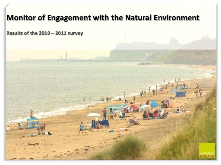 Monitor of Engagement with the Natural EnvironmentResults of the 2010 – 2011 survey