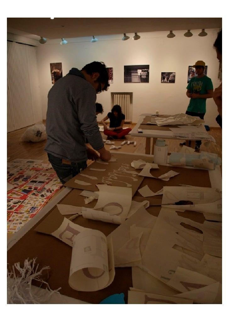 carteles expo juntos construimos