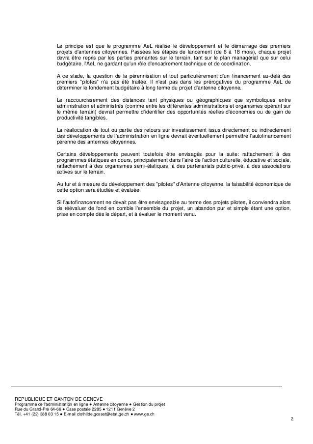 Antenne citoyenne: projet AeL de cyber-inclusion Slide 3
