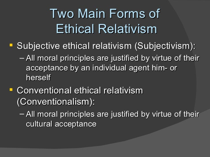 Ethical relativism definition examples. What Is Ethical ...