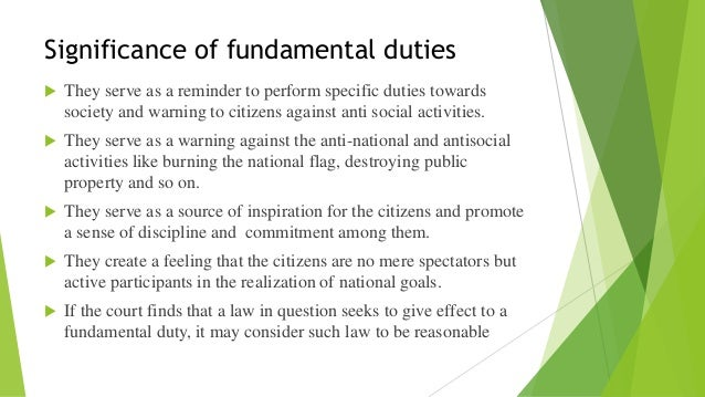 essay fundamental rights duties Rights and responsibilities of citizens essay 5 (300 words) fundamental duties of the indian citizens are mentioned in the 42nd amendment of the constitution of india.