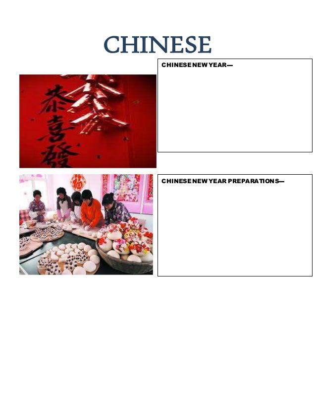 CHINESE CHINESENEW YEAR▬ CHINESENEW YEAR PREPARATIONS▬