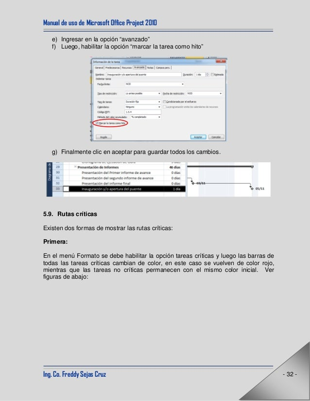 MANUAL PROJECT 2010 AVANZADO PDF DOWNLOAD