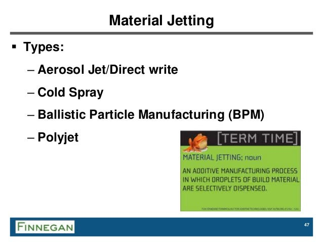 Optomec direct-write aerosol jetting a carb
