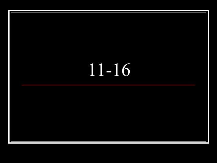 11-16