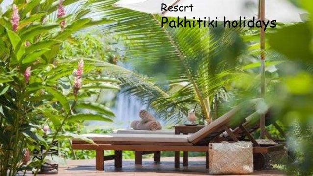 Resort Pakhitiki holidays
