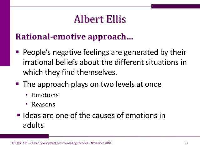 albert ellis accepting men as they Behaviorists behaving badly does albert ellis—elderly sexologist and godfather of cognitive psychotherapy—really deserve to be banished from the upper east side institute that bears his name.
