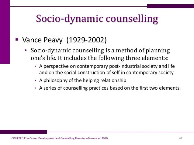the development of contemporary counselling Ht6x 35, counselling: contemporary cognitive and behavioural theory (scqf level 8) 1 higher national unit specification general information unit title: counselling.