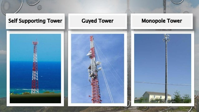analysis and design of telecommunication tower