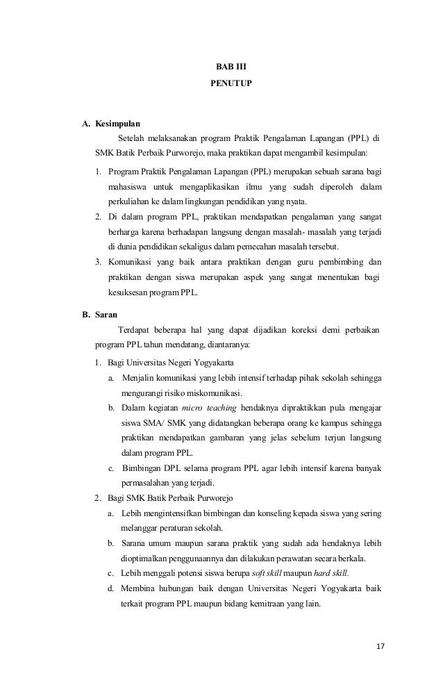 Struktur Teks Laporan Hasil Observasi Bahasa Jawa Seputar Laporan