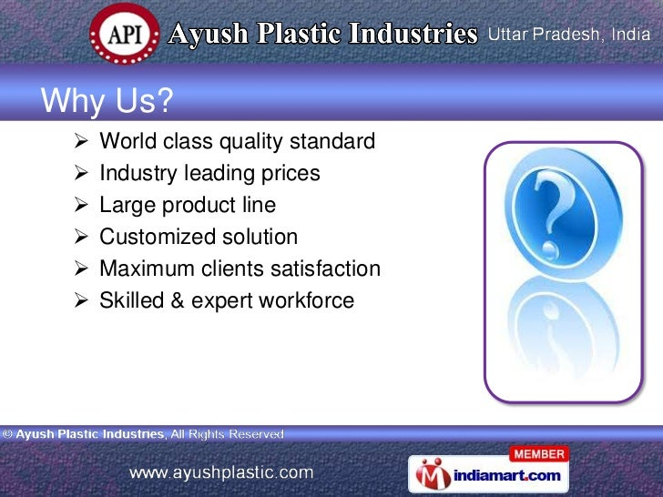 Plastic Moulding Machines by Ayush Plastic Industries Ghaziabad  Slide 3