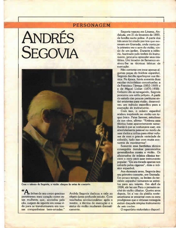 Andres Segovia – Asturias – GNEZ.com