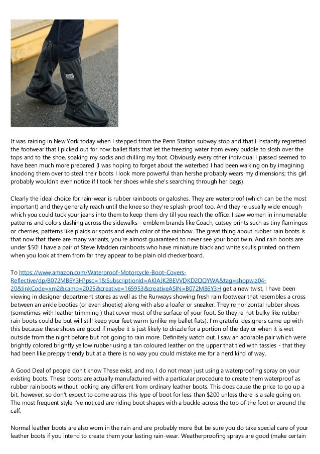 It was raining in New York today when I stepped from the Penn Station subway stop and that I instantly regretted the footw...