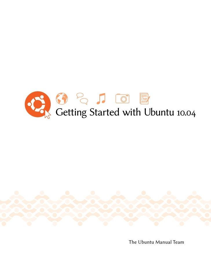 Copyright ©  by e Ubuntu Manual Team. Some rights reserved. c b ais work is licensed under the Creative Commons Ari...
